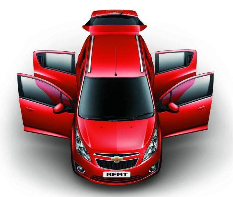 Chevrolet beat car pictures